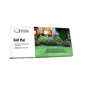 Golfing Buddies Golf Mat