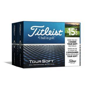 Tour Soft 24pk Golf Balls