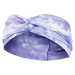 Bandeau à imprimé avec noeud torsadé pour femmes