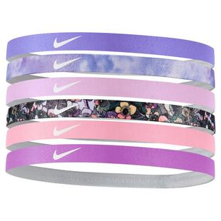 Women's Printed Headbands 6 Pack