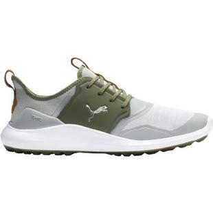 Chaussures Ignite NXT sans crampons pour hommes - Vert/Gris
