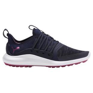 Chaussures Ignite NXT Solelace sans crampons pour femmes - Bleu marine
