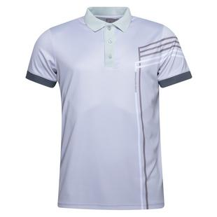 Men's Line Short Sleeve Polo