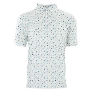 Men's Mixer Short Sleeve Polo