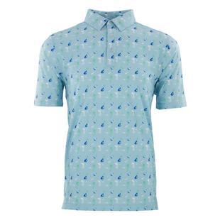 Men's La Sirena Short Sleeve Polo