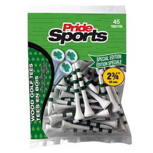 Shamrock 2 3/4 Inch Tees (45 Count)