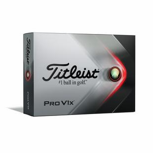 Personalized Pro V1x Golf Balls