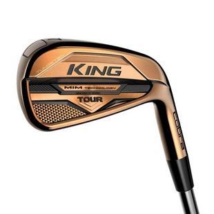 Ensemble de fers KING Tour Copper 4-PW avec tiges en acier