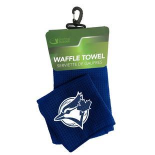 Blue Jays Waffle/Tri Fold Towel