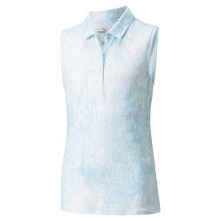 Girls' Cloudspun Concrete Sleeveless Polo
