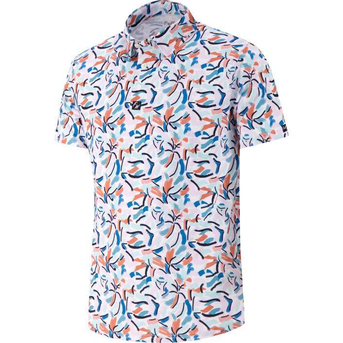 Men's Blender Short Sleeve Polo
