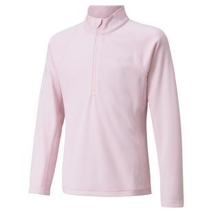 Girls' 1/4 Zip Pullover