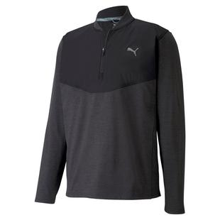 Men's Cloudspun Stealth 1/4 Zip Pullover