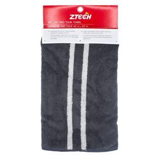Pro Cotton Towel - Black/White