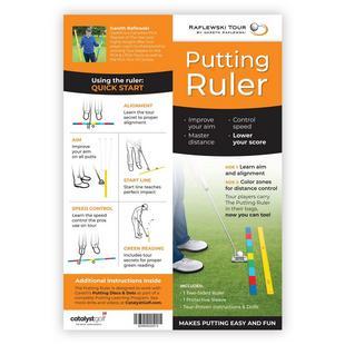 Raflewski Tour Putting Ruler