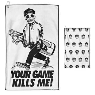Killa Game Microfiber Cart Towel