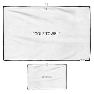 Golf Towel Microfiber Cart Towel