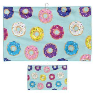 Donut Microfiber Cart Towel