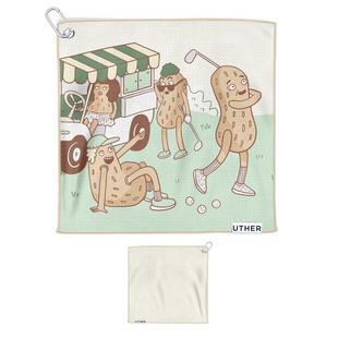 Golf Nuts Pocket Towel