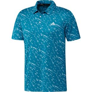 Men's Prime Blue Short Sleeve Polo