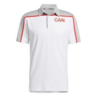Polo Ultimate 365 3-Stripe pour hommes