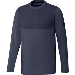 Men's adiCross UPF Long Sleeve Polo