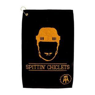Spittin' Chiclets Towel
