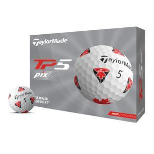 Balles TP5 Pix 2.0 - Édition Canada