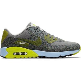 Nike Air Max 90 G NRG Spikeless Golf Shoe-Grey/Yellow