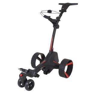 Chariot électrique Zip X3 avec ensemble d'accessoires - Noir