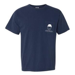 T-shirt Spittin' Chiclets avec poche pour hommes
