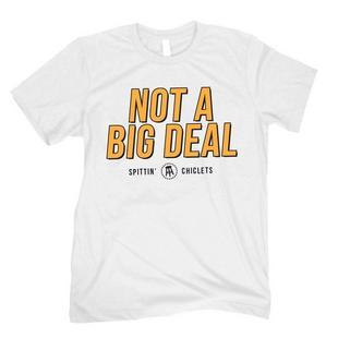 T-shirt Not A Big Deal pour hommes