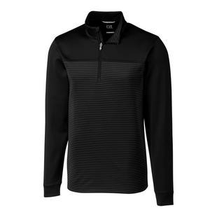 Men's Traverse Stripe Half Zip Sweater