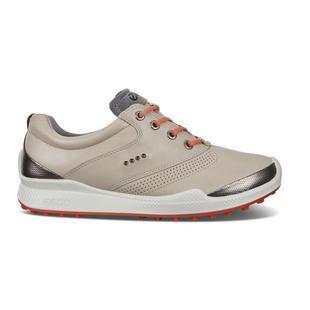 Women's Biom Hybrid Spikeless Golf Shoe-Tan