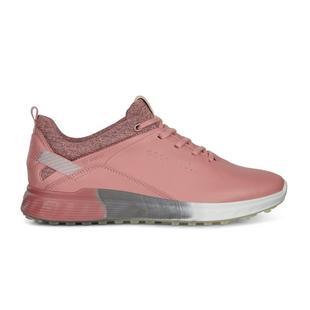 Women's Goretex S-Three Spikeless Golf Shoe-Rose