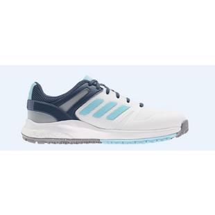 Chaussures EQT sans crampons pour femmes - Blanc/Bleu marine/Bleu