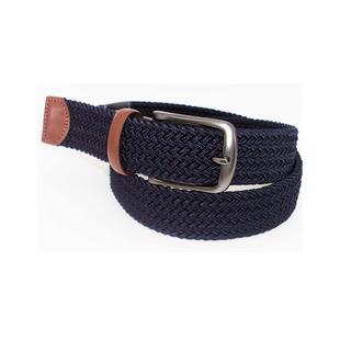 Men's Woven Stretch Belt