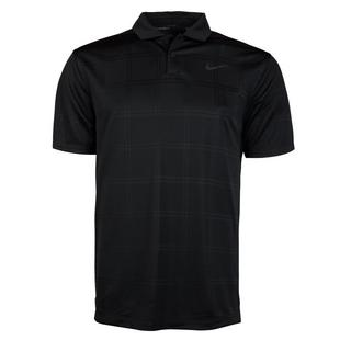 Men's Dri-Fit Vapor Textured Short Sleeve Polo
