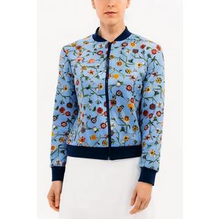 Veste Connect à motif fleuri pour femmes