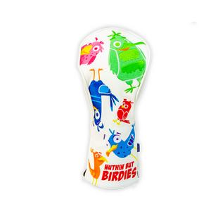 Nuthin But Birdies Driver Headcover