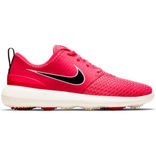 Women's Roshe G Spikeless Golf Shoe-Red/Black