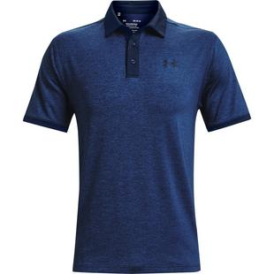 Men's Playoff 2.0 Heather Short Sleeve Polo