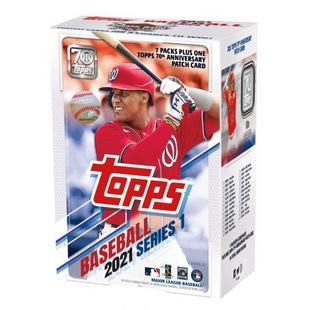 2021 Topps Baseball Blaster