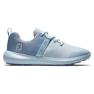 Women's Flex Spikeless Golf Shoe -Blue/Blue