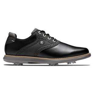 Chaussures Traditions à crampons pour femmes - Noir/Gris
