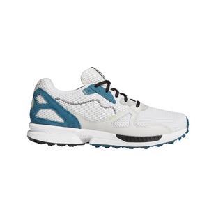 Men's ADIC ZX PRIMEBLUE Spikeless Golf Shoe - White
