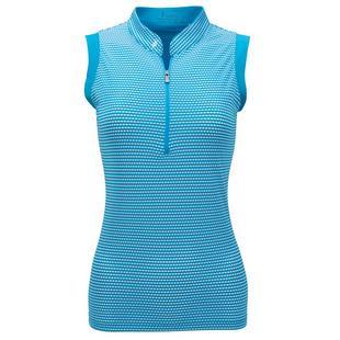 Women's Flex Sleeveless Polo Plus