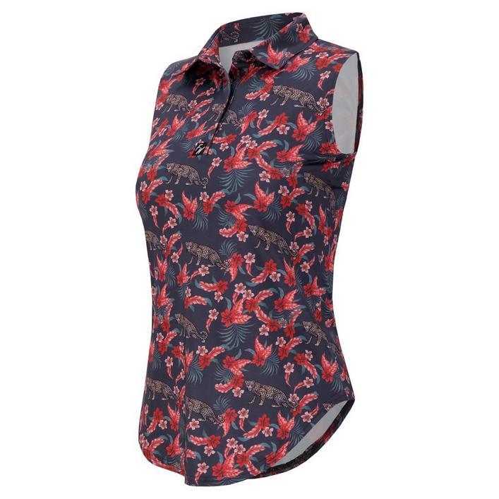 Women's Sahara Sleeveless Polo