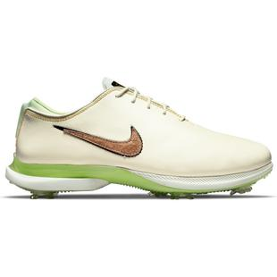 Chaussures Nike Air Zoom Victory Tour 2 NRG à crampons - Beige/Or/Vert