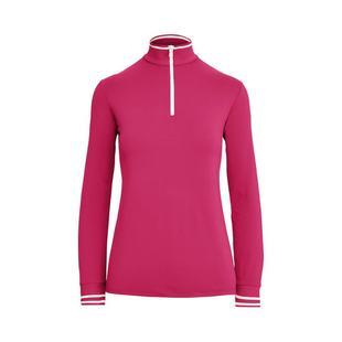 Women's 1/4 Zip Longsleeve Pullover